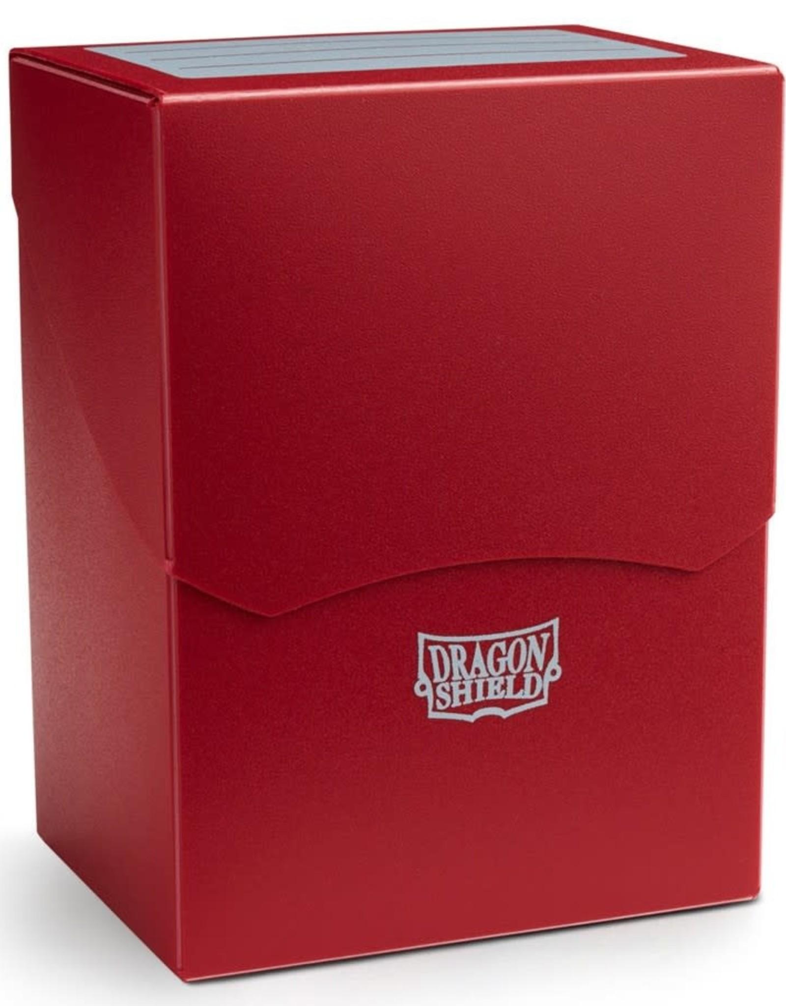 Dragon Shield Deck Shell - Red