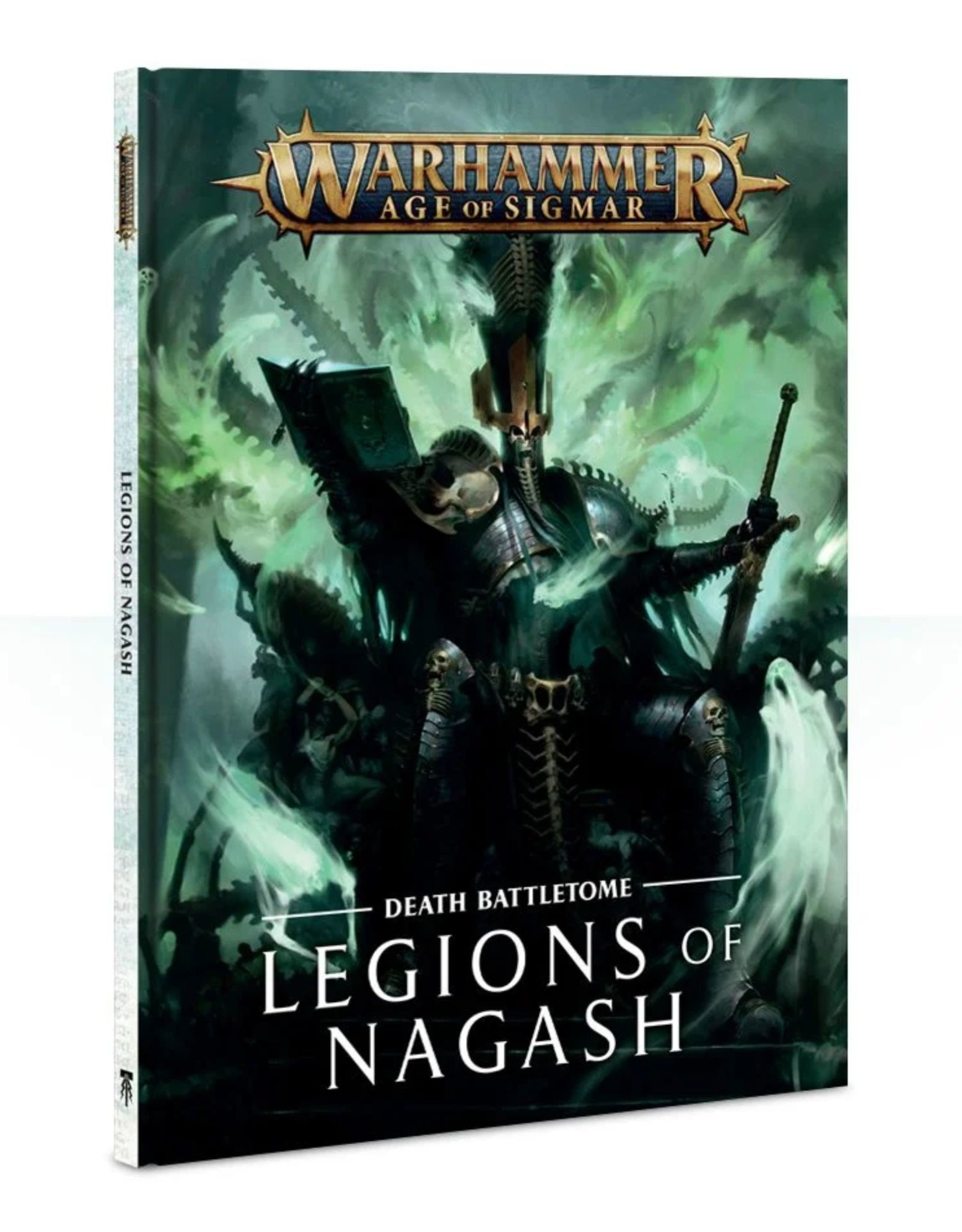 Age of Sigmar Battletome: Legions of Nagash