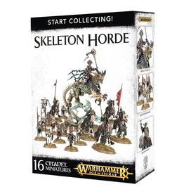 Age of Sigmar Start Collecting Skeleton Horde