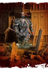 Warhammer 40k Chaos Space Marines - Chaos Lord