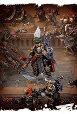 Warhammer 40k Chaos Space Marines Chaos Lord/Sorcerer Terminator