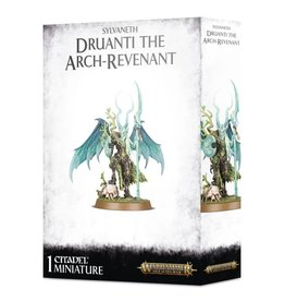 Age of Sigmar Sylvaneth - Druanti the Arch-Revenant