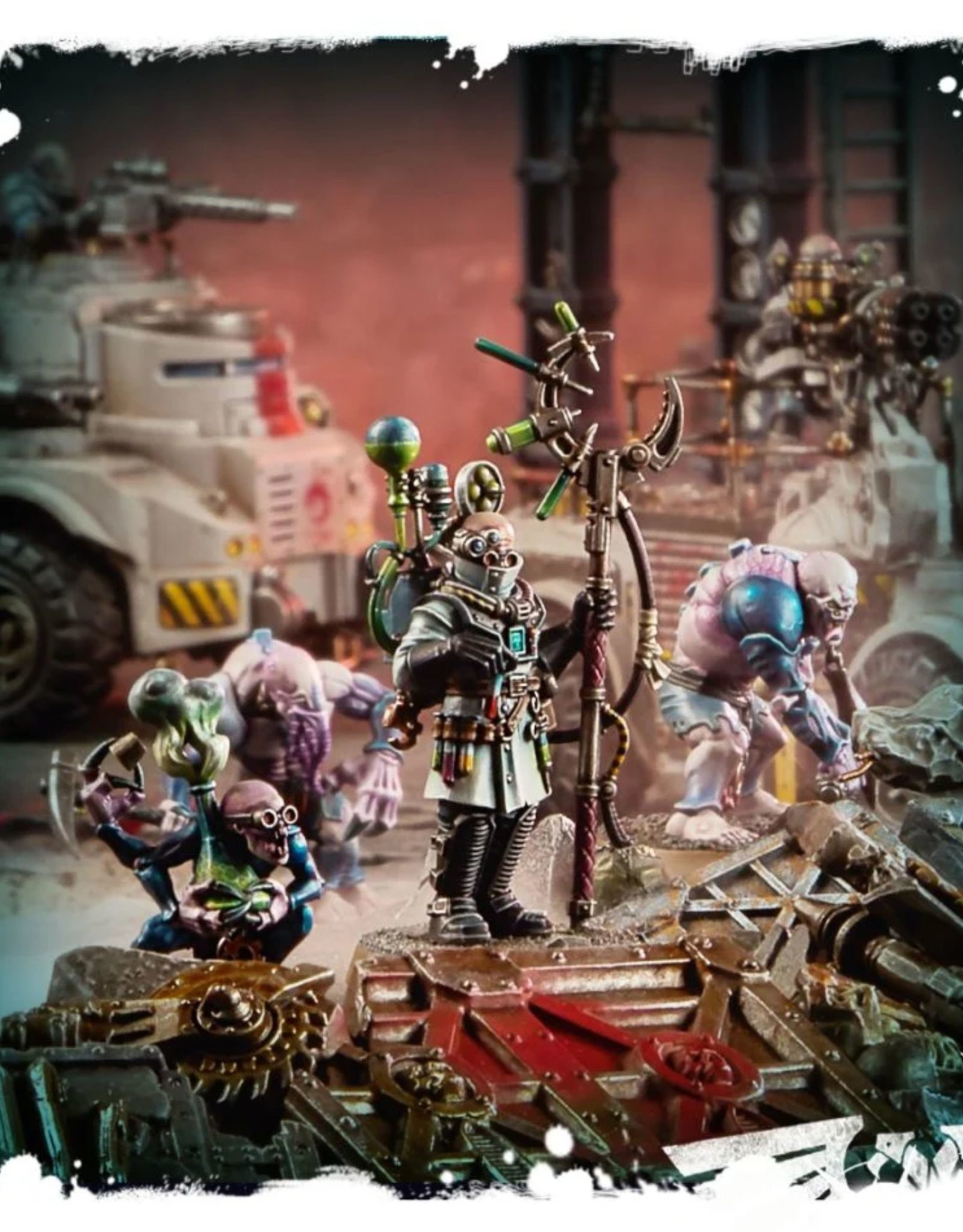 Warhammer 40k Biophagus