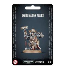 Warhammer 40k Grey Knights Grand Master Voldus