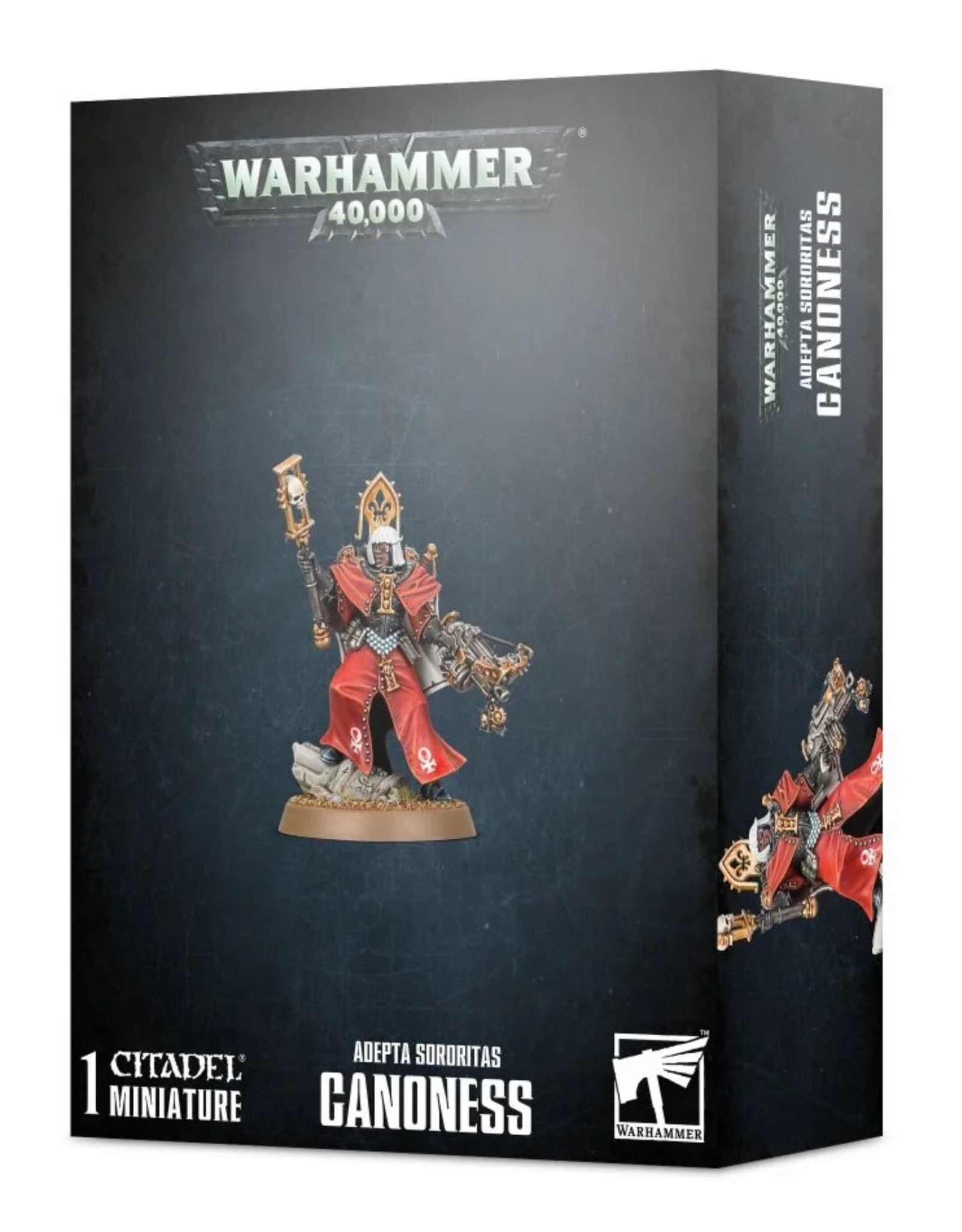Warhammer 40k Canoness