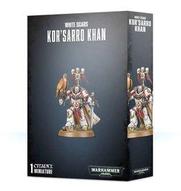 Warhammer 40k White Scars Kor'sarro Khan