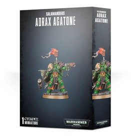 Warhammer 40k Salamanders Adrax Agatone