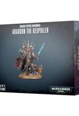 Warhammer 40k Abaddon the Despoiler