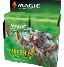 Magic the Gathering Theros Beyond Death Collector's Booster Box