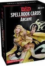 Spellbook  Cards SpellBook Cards - Arcane