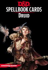 Spellbook  Cards SpellBook Cards - Druid