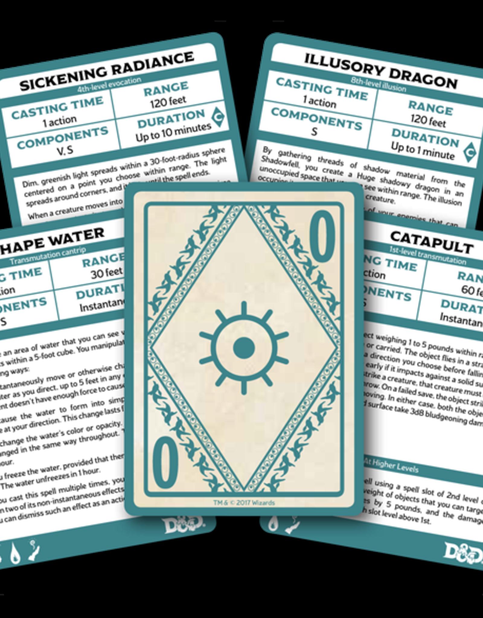 Spellbook  Cards Spellbook Cards - Xanathars