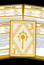 Spellbook  Cards SpellBook Cards - Cleric