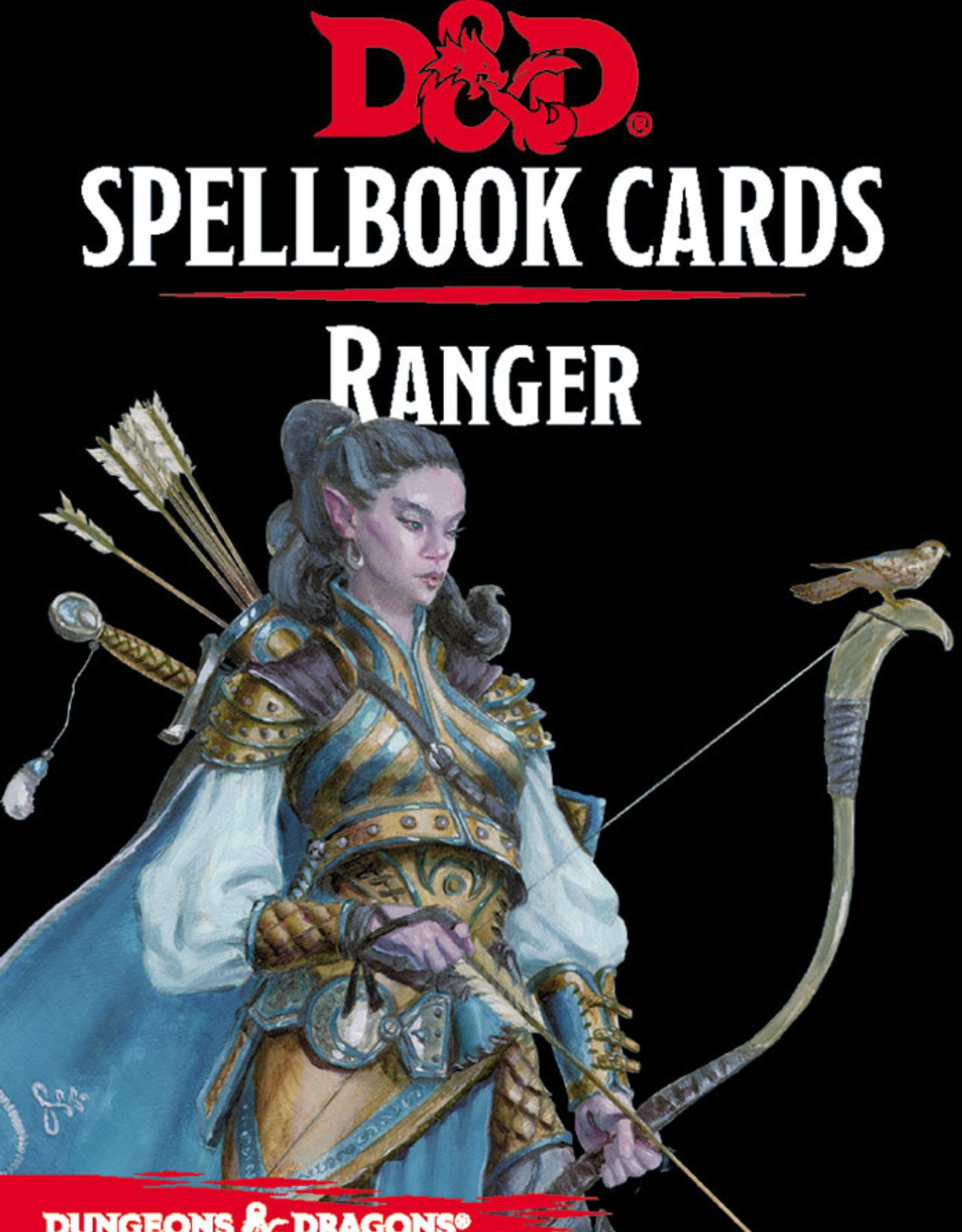 Spellbook  Cards SpellBook Cards - Ranger