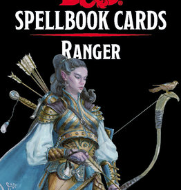 Spellbook  Cards SpellBook Cards - Ranger