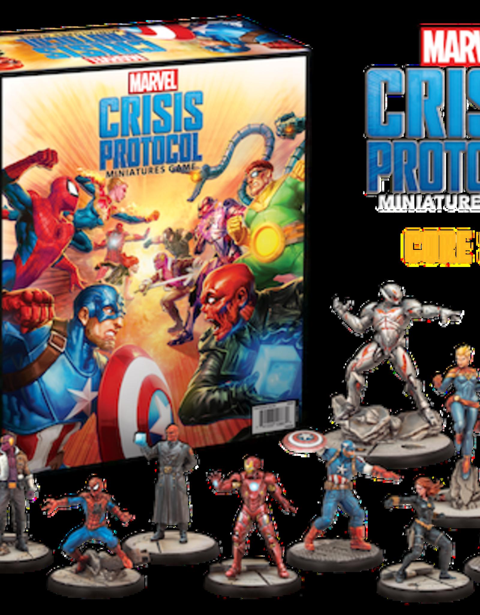 Crisis Protocol Crisis Protocol Core Set
