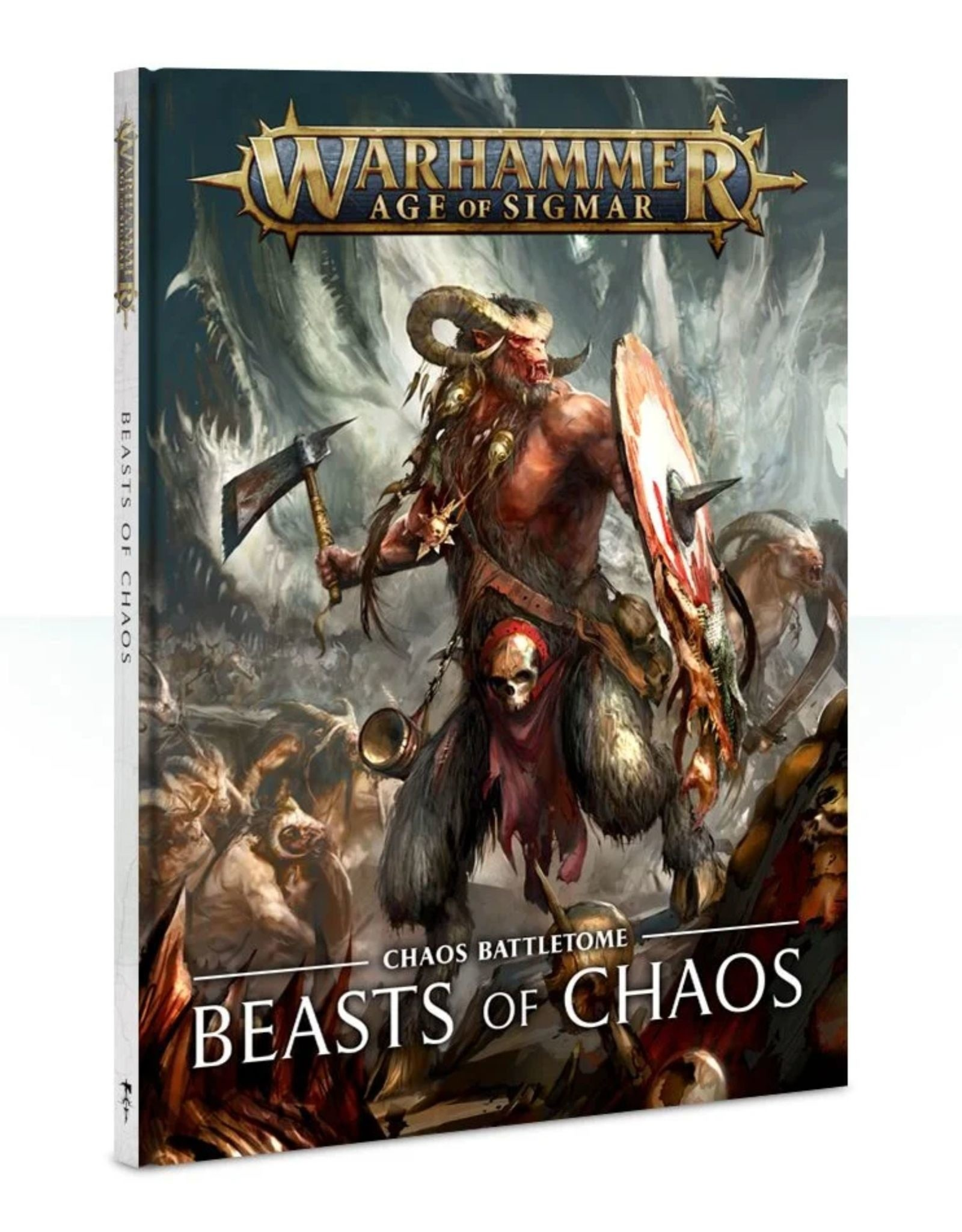 Age of Sigmar Battletome: Beasts of Chaos