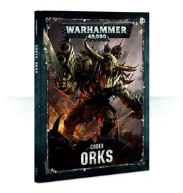 Warhammer 40k Codex: Orks (8th ed)