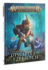 Age of Sigmar Battletome: Disciples of Tzeentch