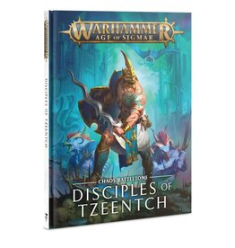 Age of Sigmar Battletome: Disciples of Tzeentch
