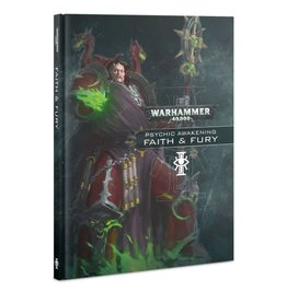 Warhammer 40k Faith and Fury - Psychic Awakening Book 2