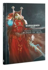 Warhammer 40k Blood of Baal - Psychic Awakening Book 3