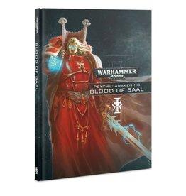 Warhammer 40k Blood of Baal - Psychic Awakening Book 3
