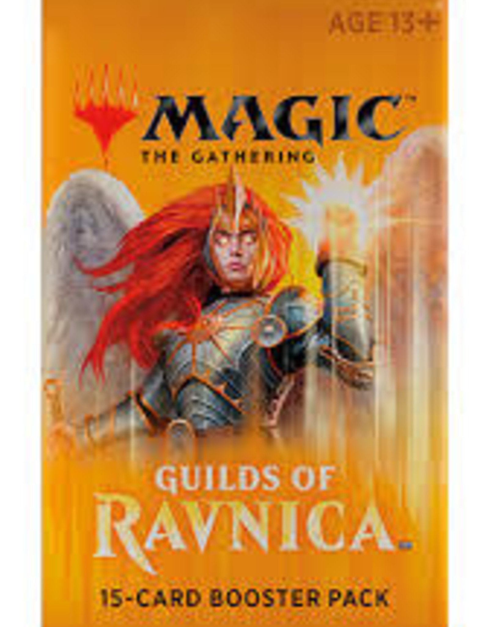 Magic the Gathering Guilds of Ravnica Single Booster