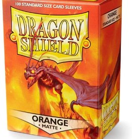 Dragon Shield Orange - Matte
