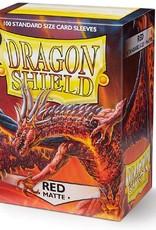 Dragon Shield Red - Matte