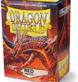 Dragon Shield Red - Matte