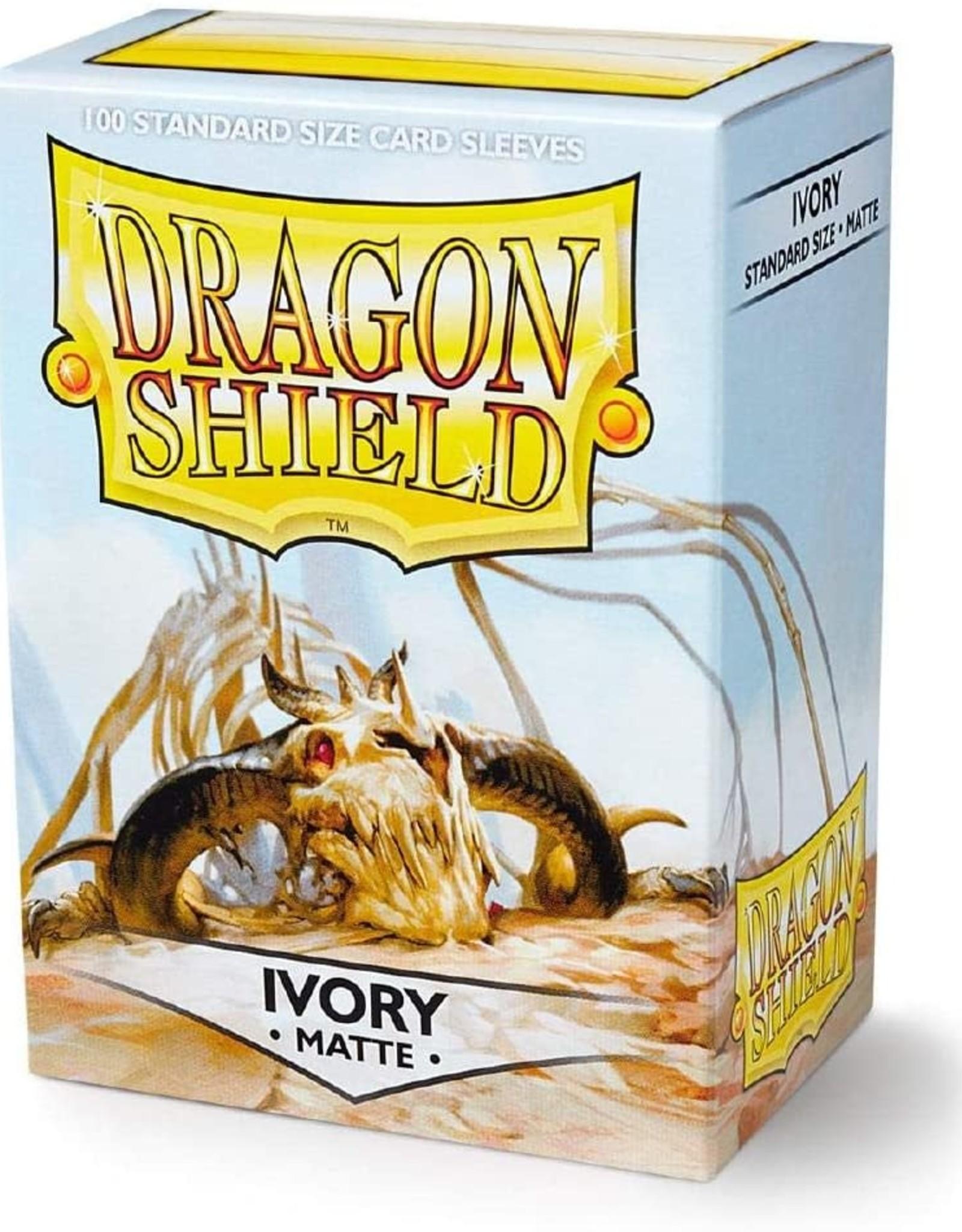 Dragon Shield Ivory - Matte