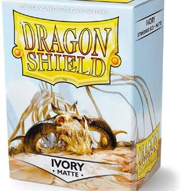 Dragon Shield Ivory - Matte