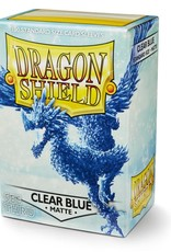 Dragon Shield Clear Blue - Matte
