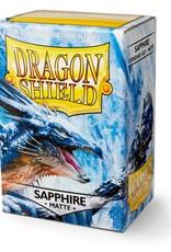 Dragon Shield Sapphire - Matte