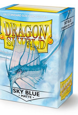 Dragon Shield Sky Blue - Matte