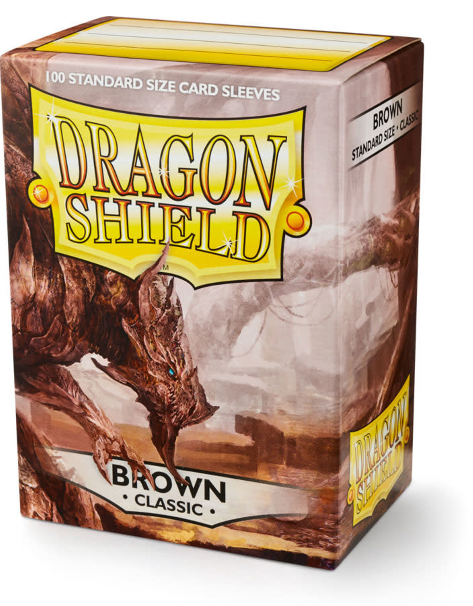 Dragon Shield Brown - Classic