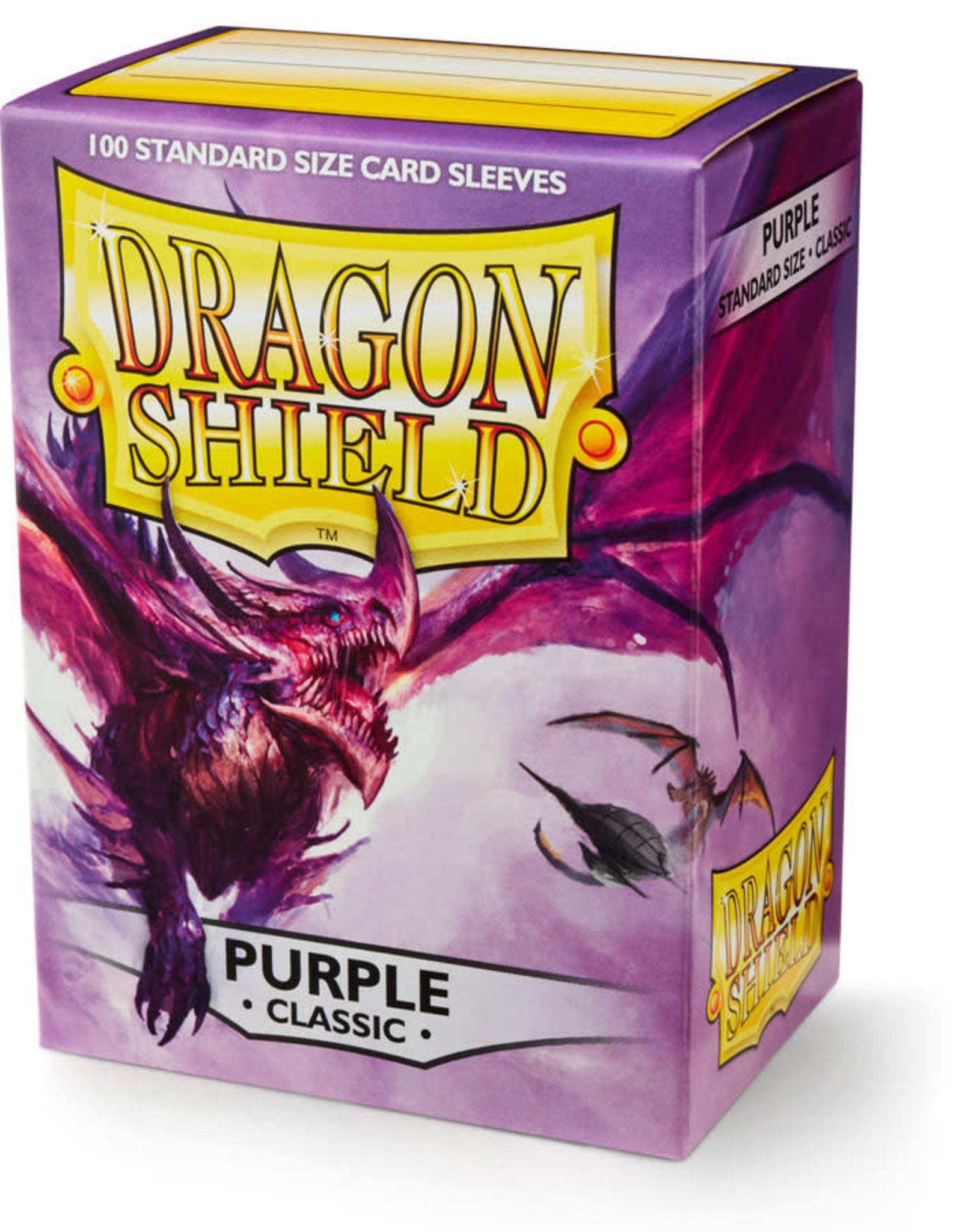 Dragon Shield Purple - Classic