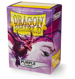 Dragon Shield Purple - Classic