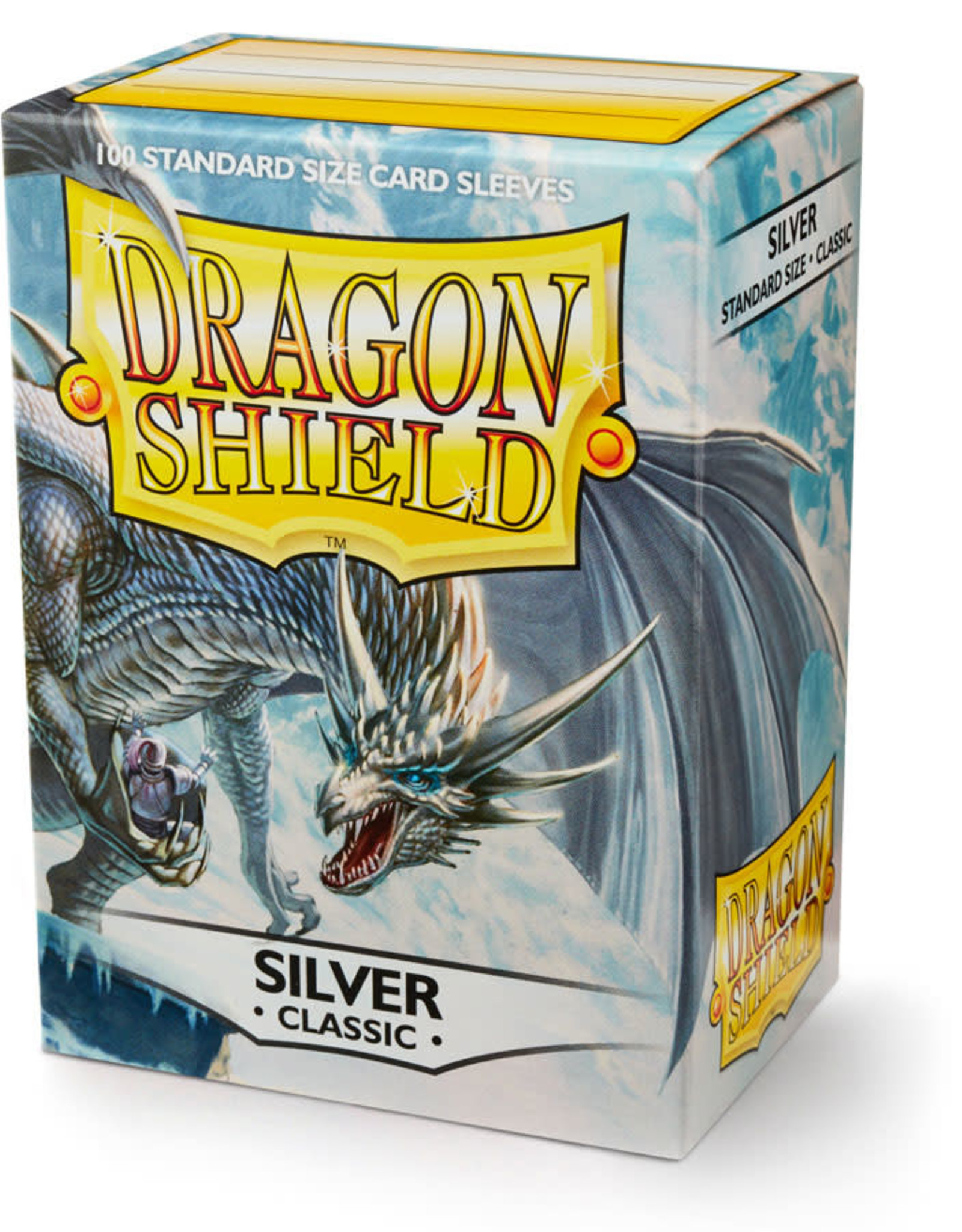Dragon Shield Silver - Classic