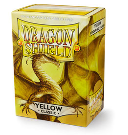 Dragon Shield Yellow - Classic