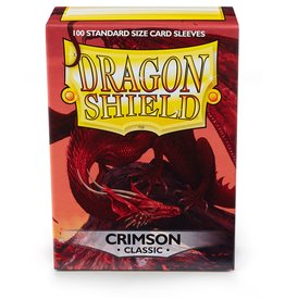 Dragon Shield Crimson - Classic