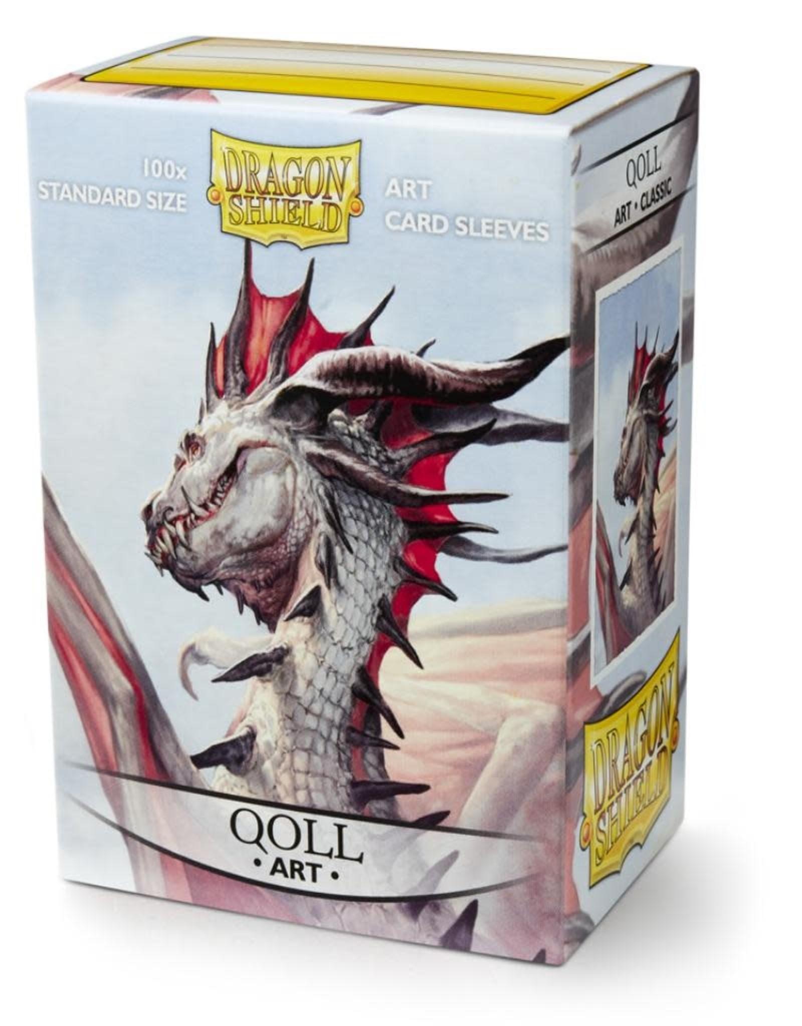 Dragon Shield Qoll - Full Art