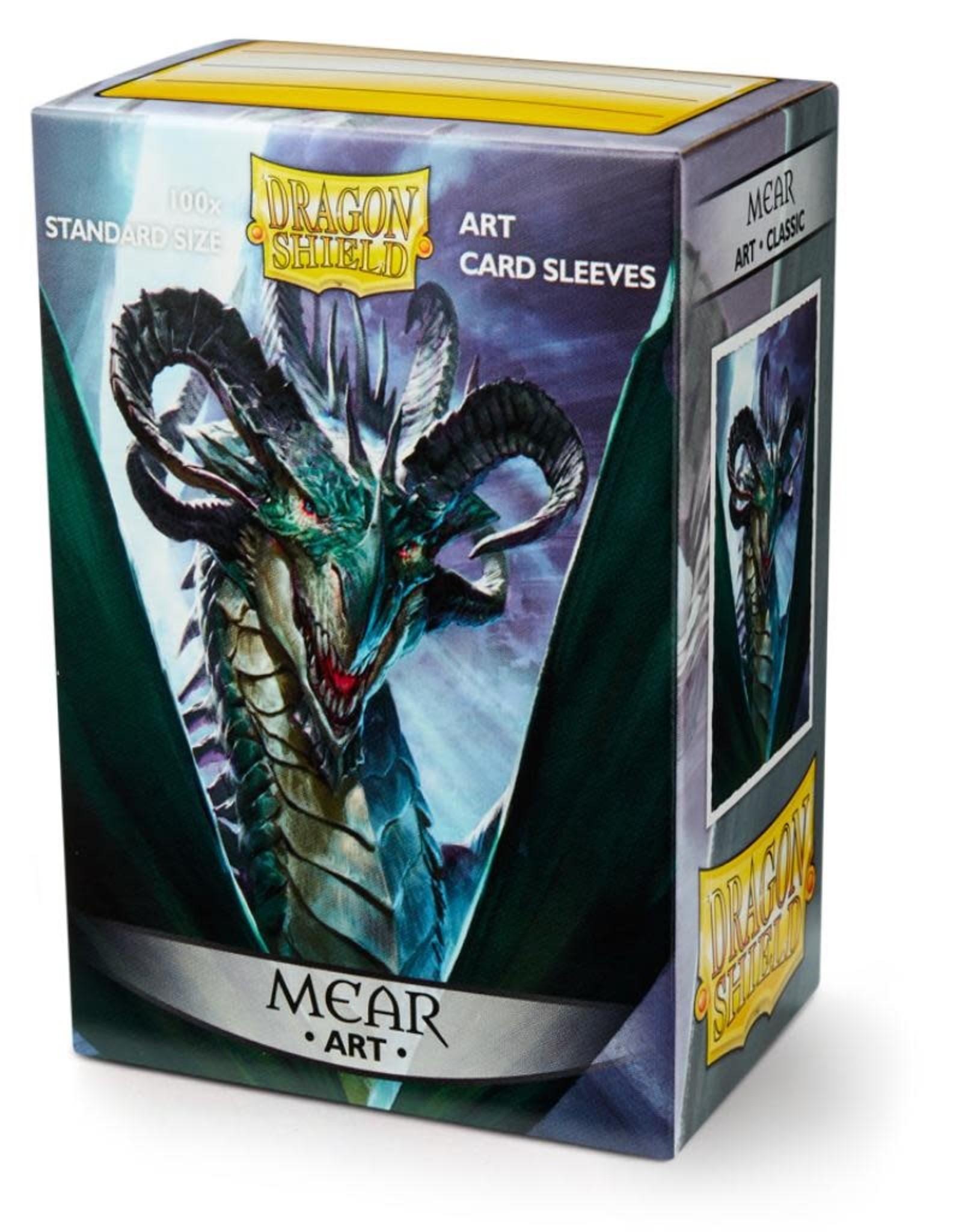 Dragon Shield Mear - Full Art