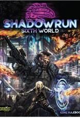 Shadowrun Shadowrun 6th Edition