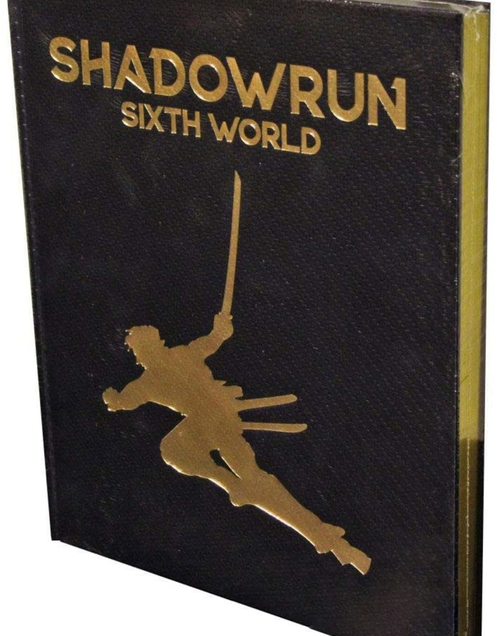 Shadowrun Limited Edition Core Rulebook 6th Ed