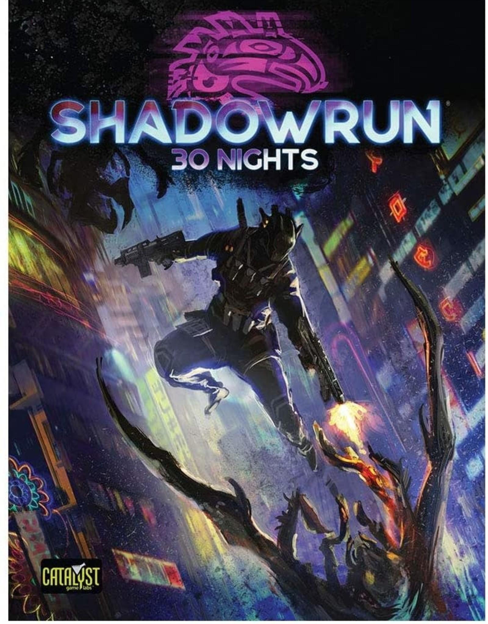 Shadowrun 30 Nights Campaign