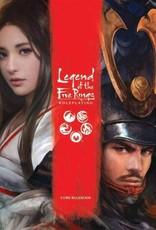 Legend of the Five RIngs Legend of the Five Rings Core Rule Book