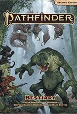 Pathfinder Second Edition - Bestiary