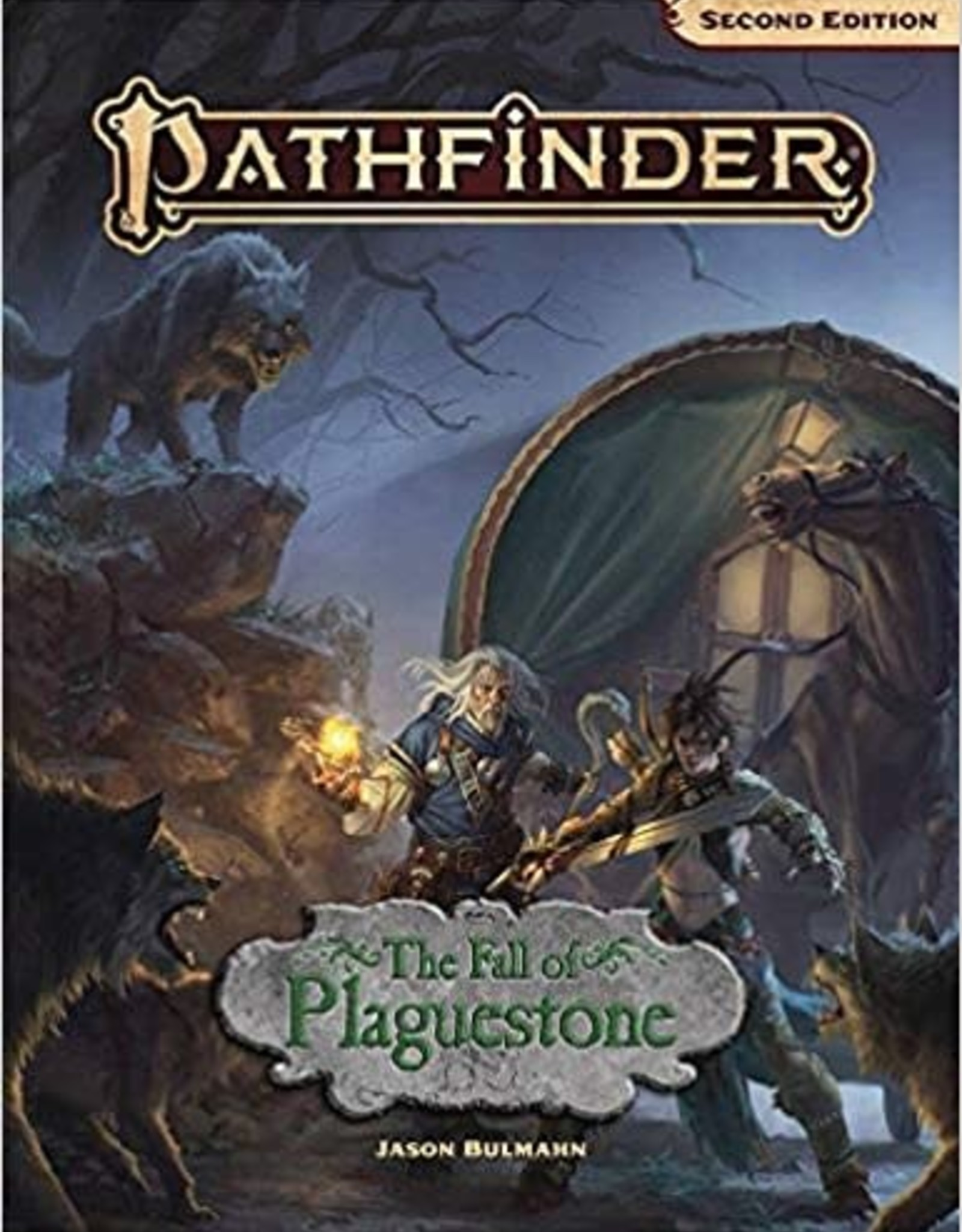 Pathfinder The Fall of Plaguestone
